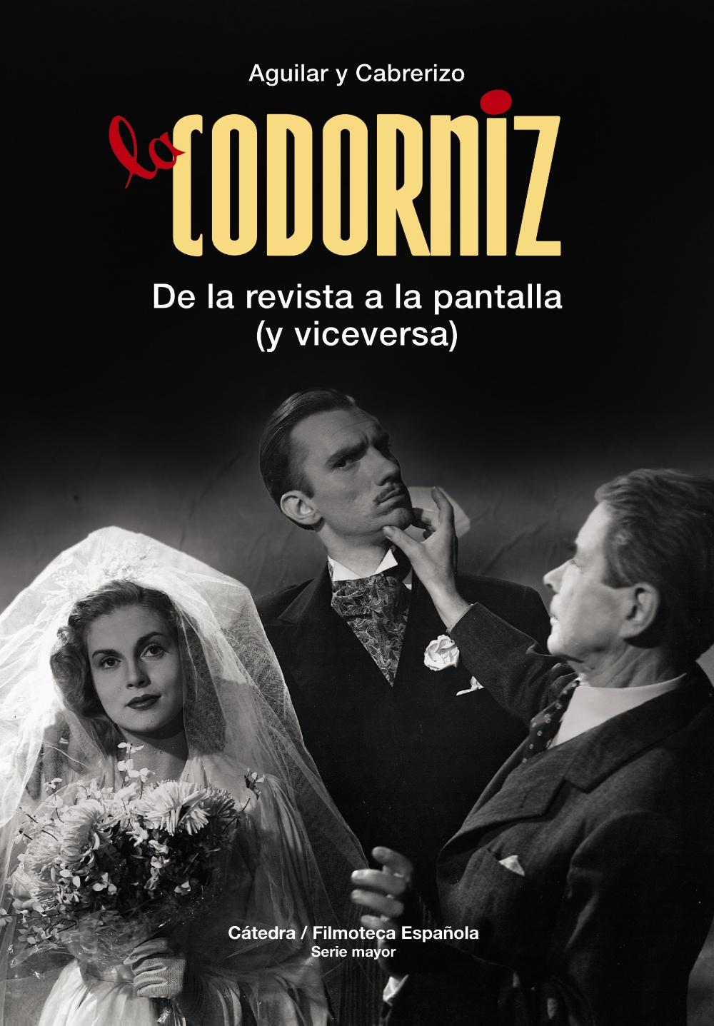 Conferencia y presentación del libro:<em>La Codorniz</em>.<em>De la revista a la pantalla(y viceversa)</em>