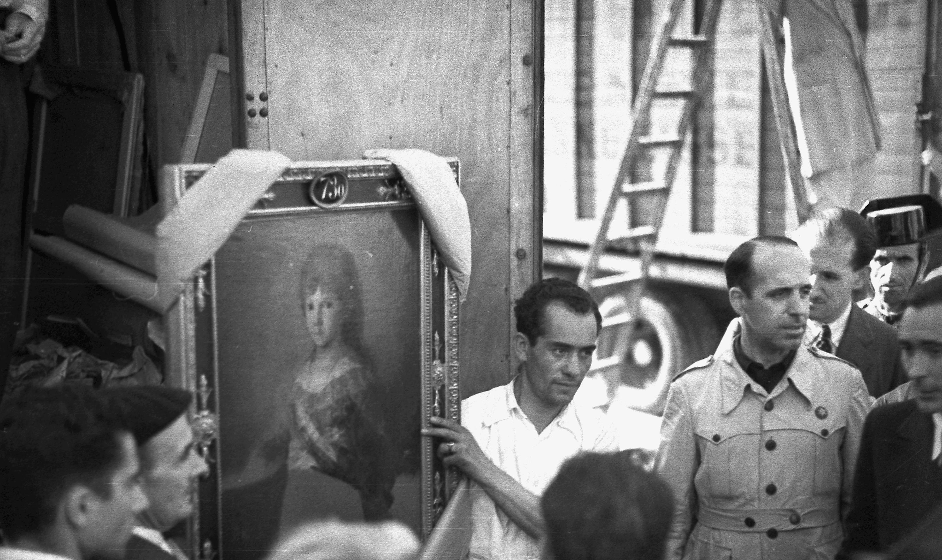 <p><em>Arte, botín de guerra. E</em><em>xpolio y diáspora en la posguerra franquista</em></p>