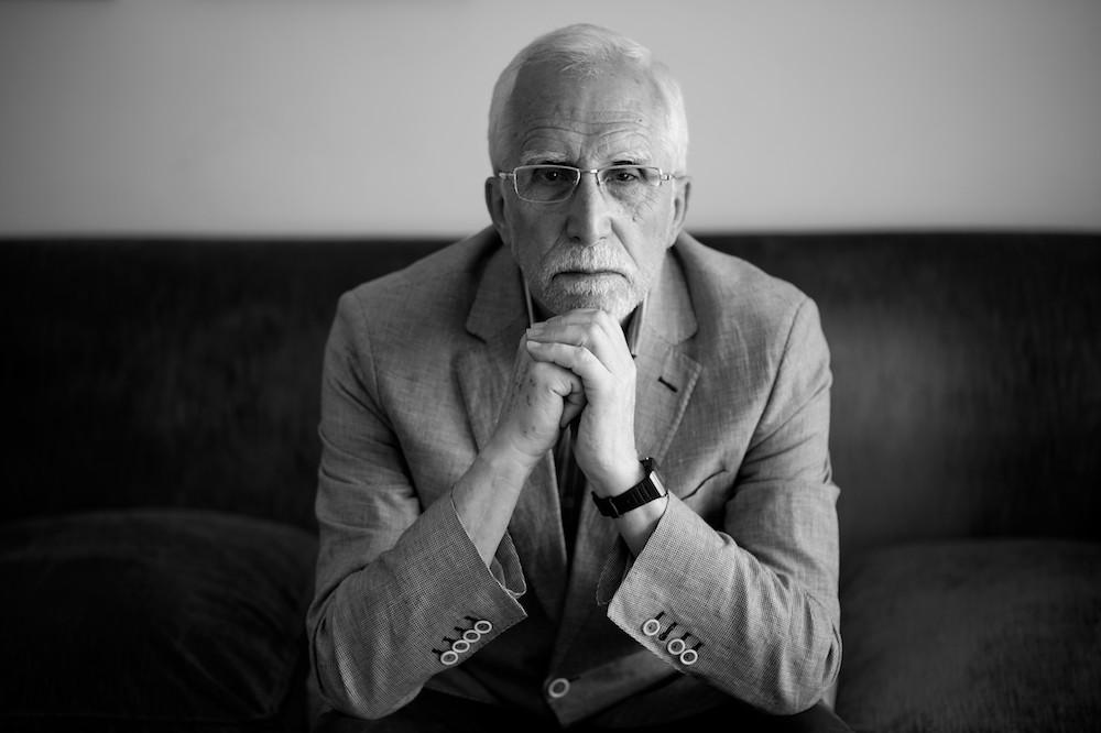 <p>El escritor Luis Mateo Díez, galardonado con el Premio Nacional de las Letras Españolas 2020</p>