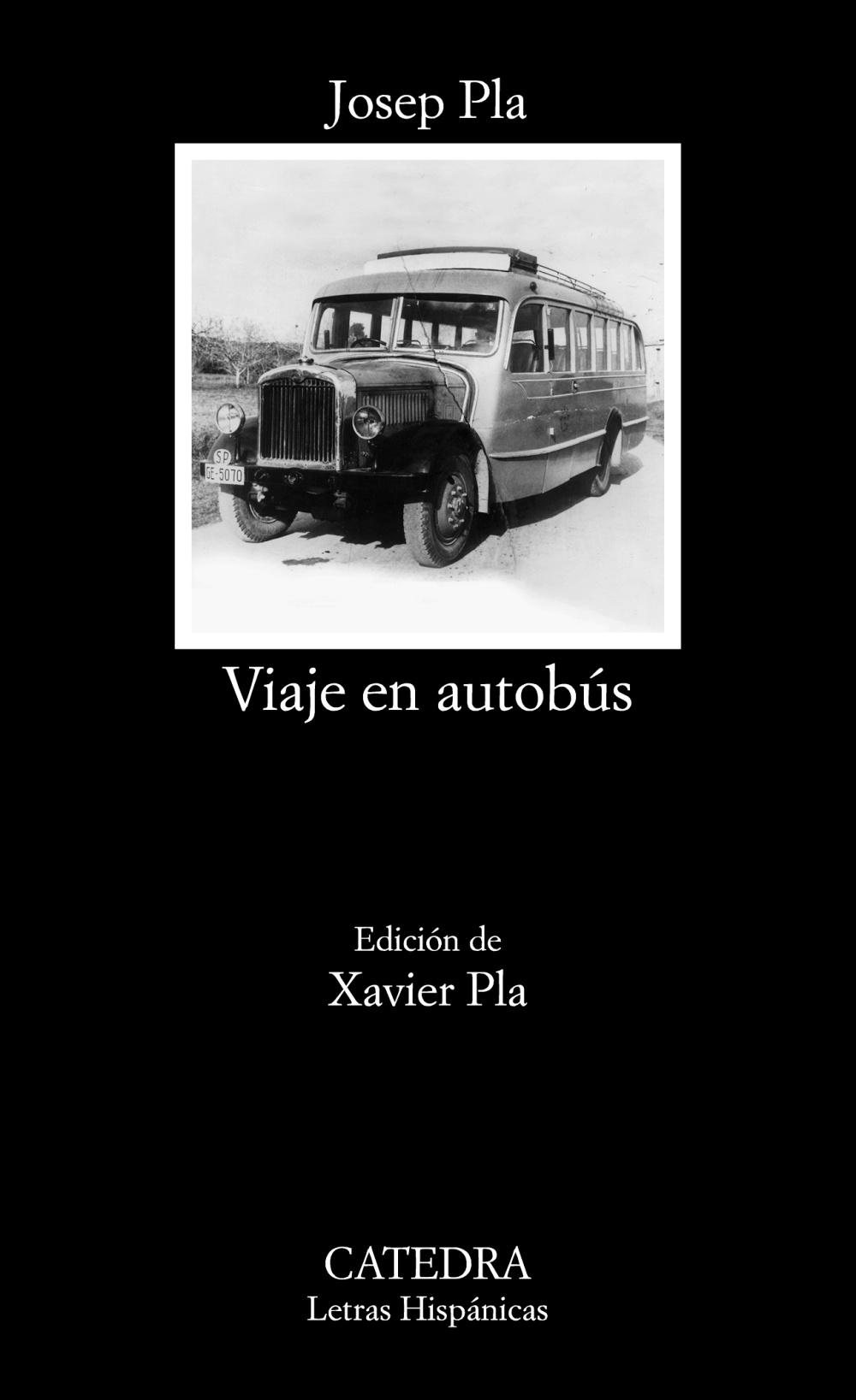 <p><em>Viaje en autobús</em>, de Josep Pla, un retrato moral de la posguerra</p>