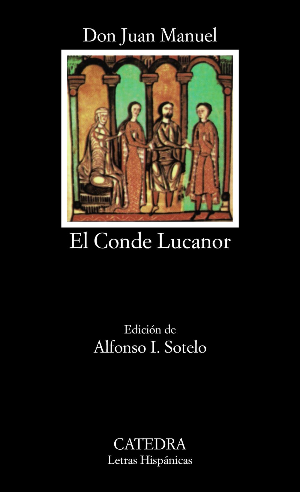 El Conde Lucanor Ediciones Cátedra